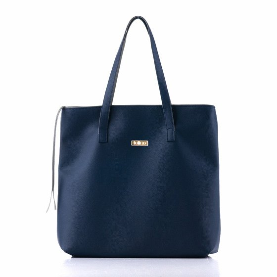 Shopper bag Felice Verona - navy