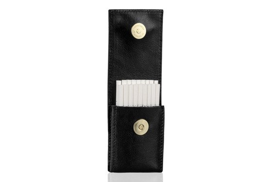 WOMEN'S CIGAR CASE FELICE FA14 SLIM BLACK