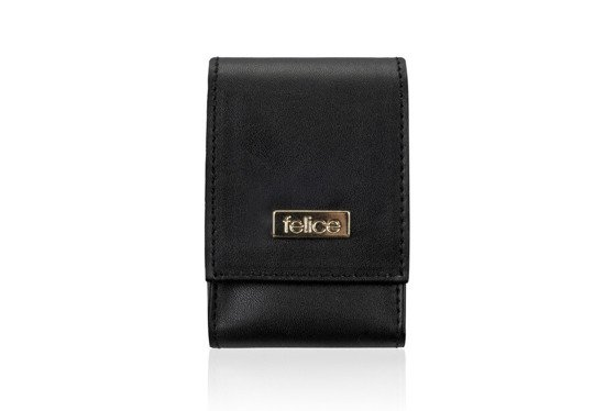 WOMEN'S CIGAR CASE FELICE FA14 STANDARD BLACK