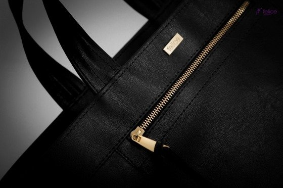Women's shoulder bag Della black